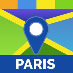 Paris Travel Maps