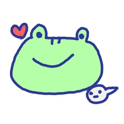Cute Frog Stickers!!