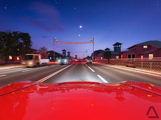 Road Racer: Revolution на iPad