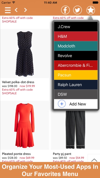 Fashion All In One - Shop Clothing, Shoes, Trends!
