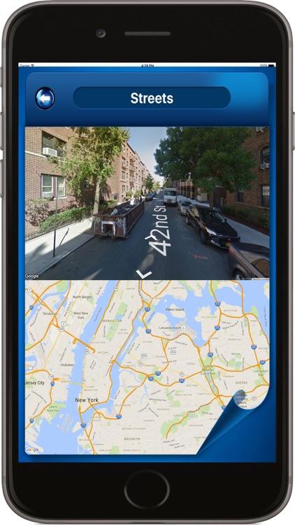 New York USA - Offline Maps navigator screenshot-4
