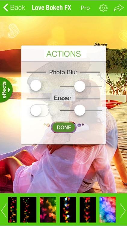 Love Bokeh Photo Effects FX screenshot-4