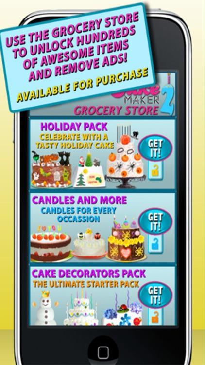 Cake Maker 2 screenshot-4