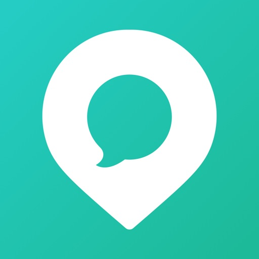 bthere - messaging & location sharing for friends