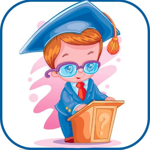 Kids Preschool University-1000+Flashcards & 9 Game
