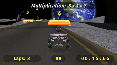 Math Racing 2 Pro screenshot 4