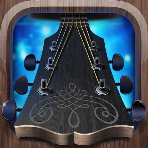 Chromatic Guitar Tuner Free: Ukulele, Bass, Violin