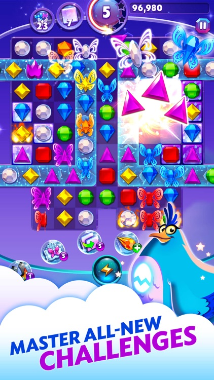 Bejeweled Stars screenshot-2