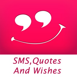 All Types Of Latest SMS,Quotes And Wishes Free App