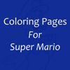 Coloring Pages For Super Mario