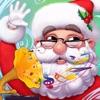 Moonaオリジナル・クリスマスパズルとキッズソング(クリスマスや新年に関する12のシンボルの絵柄) - iPhoneアプリ