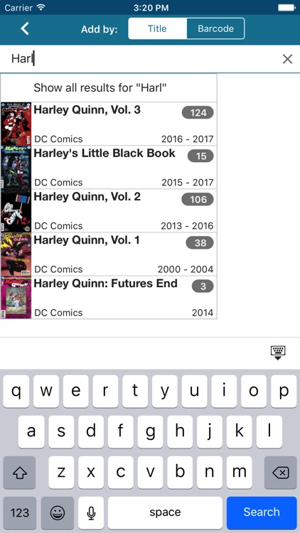 CLZ Comics - Comic Database screenshot-4