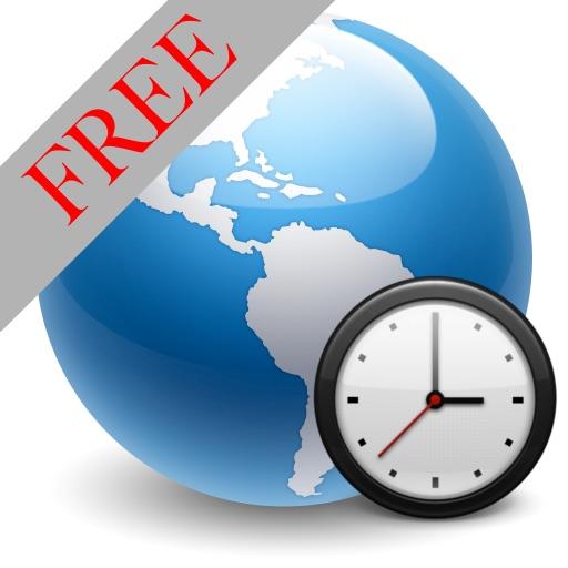 KT World Clock HD Free