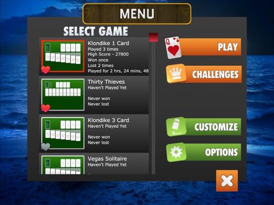 Игра Full Deck Pro Solitaire