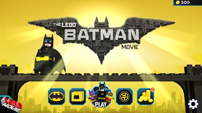 The LEGO® Batman Movie Game on the App Store