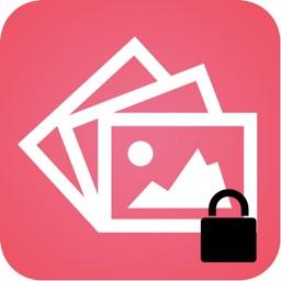 指纹相册管家- 私密照片视频锁加密保险箱