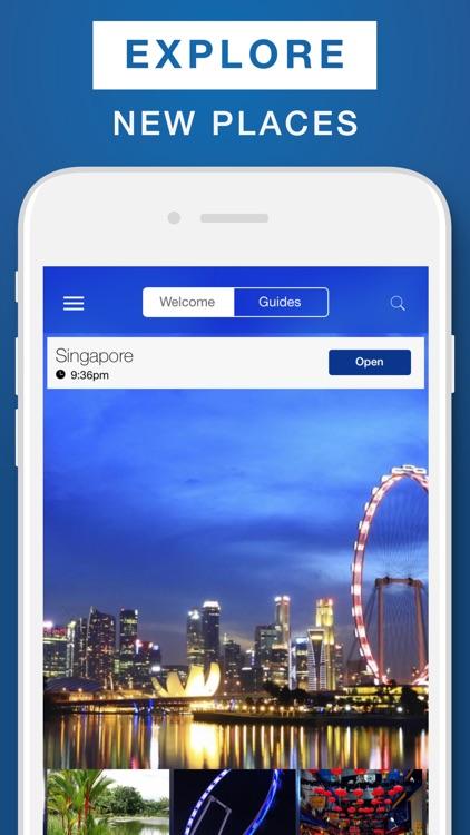 Singapore - Travel Guide & Offline Map