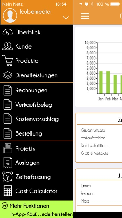 Rechnung einfache - Revenue & Download estimates - App Store - Germany
