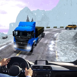 Extreme Truck Driver Uphill - Crazy 3D Sim 2017