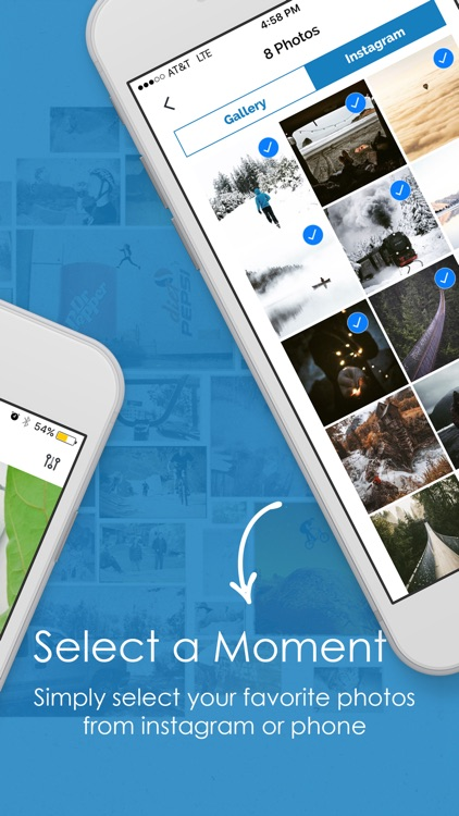 Inkdot: your photos printed from instagram & phone