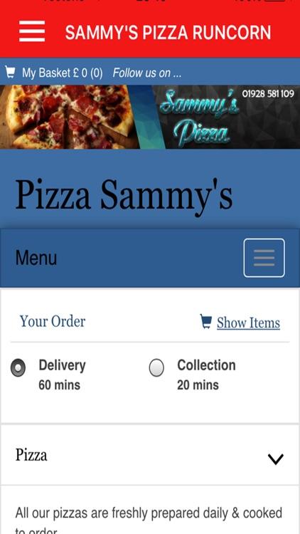 Sammys Pizza Runcorn By Ibrahim Ammar