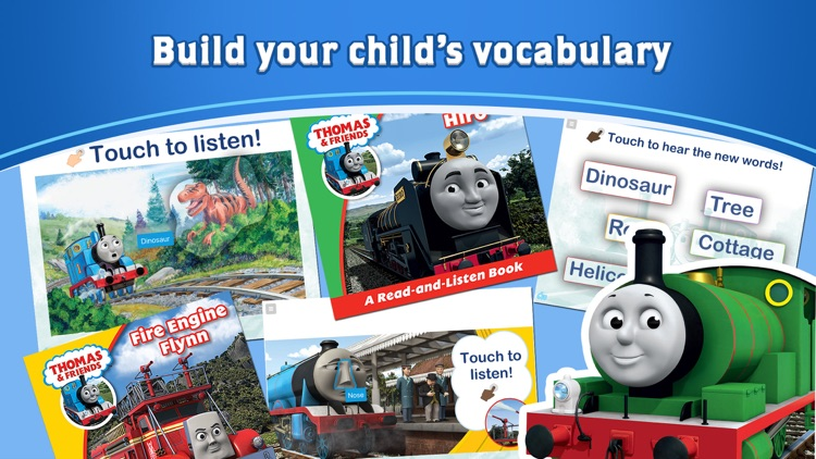Thomas & Friends™: Read & Play screenshot-1
