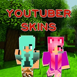 Best Youtube Skins - Cute Skins for Minecraft PE