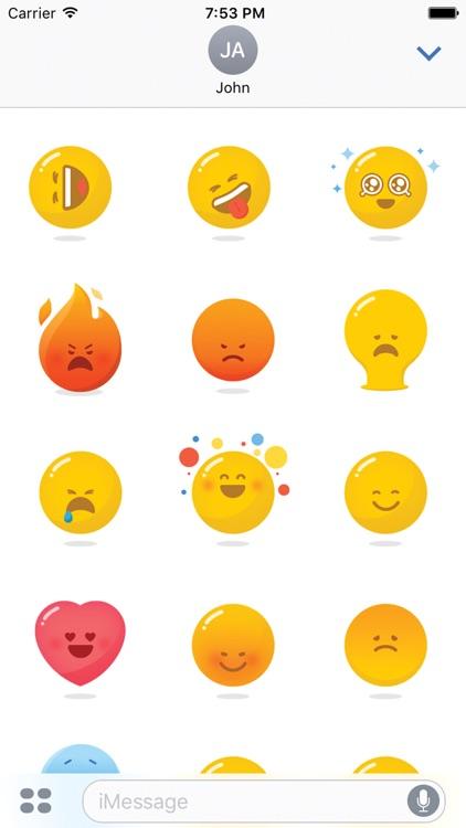 Emodeo Sticker
