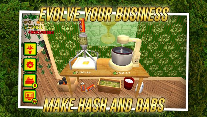 Weed Shop The Game Screenshot