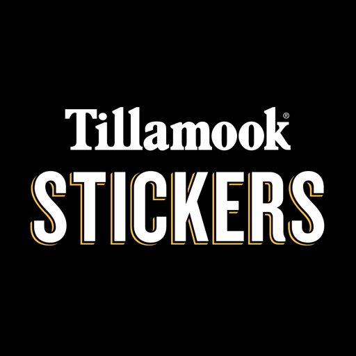 Tillamook Cheese Stickers