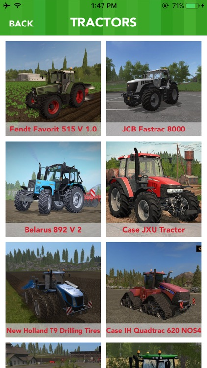 Mods for Farming Simulator 17 - FS 2017 Mod Game