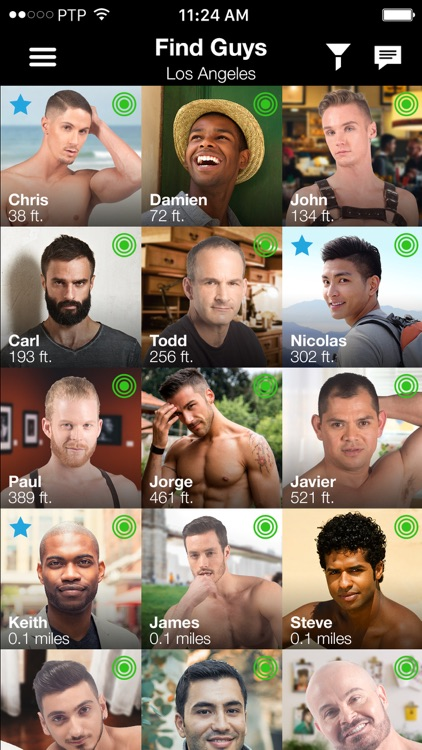 GuySpy: Gay dating & chat for same sex and bi men