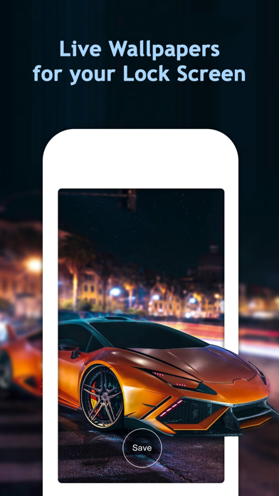 Moving Wallpapers Pro For Lock Screen App Price Drops