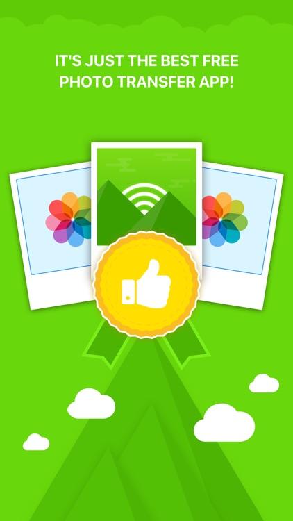 Photo Transfer WiFi - Send Photos and Videos screenshot-4