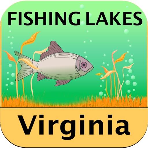 Virginia – Fishing Lakes