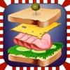 圣诞 三明治 制作者 烹饪 游戏 对于 孩子