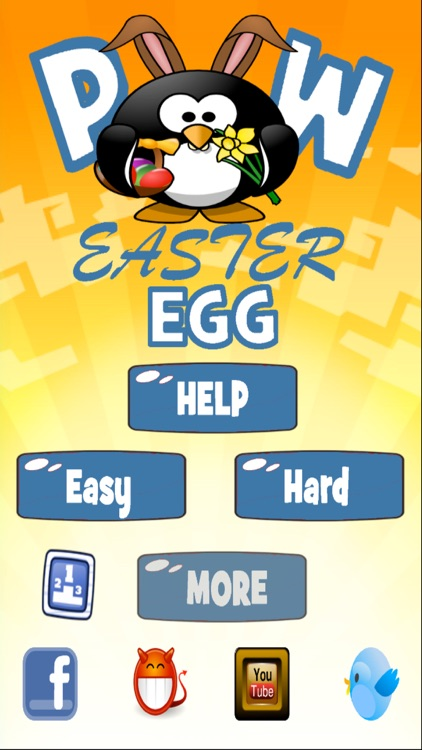Penguin Wack Easter Egg