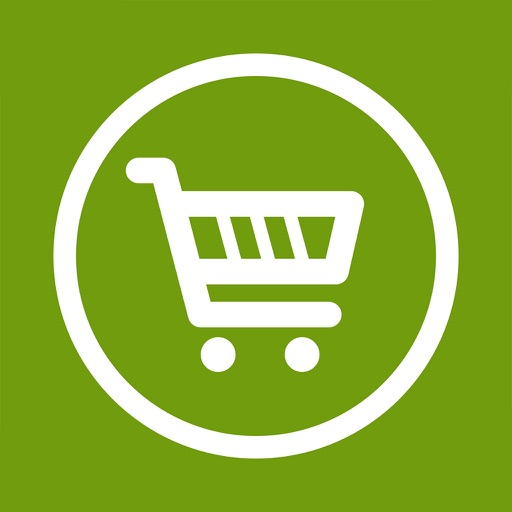 Shopper - Grocery List, Shopping List and Recipes app logo