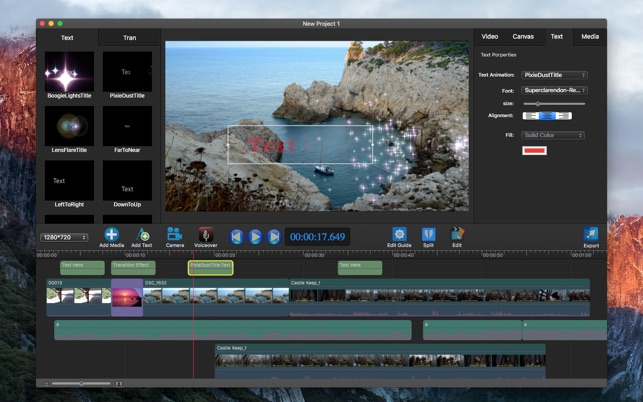 Movie Edit-Video Editor Video on the Mac App Store