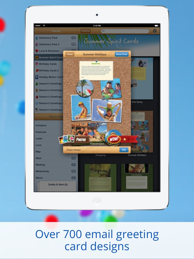 Picture mails on the app store ipad screenshots bookmarktalkfo Image collections