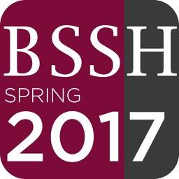 BSSH Spring Meeting 2017
