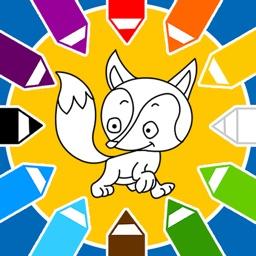 儿童游戏免费-儿童涂色游戏免费3岁-6岁