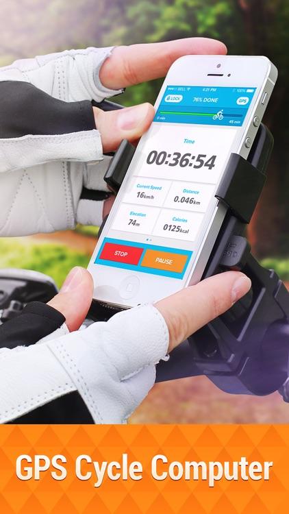 GPS Cycle Computer lite