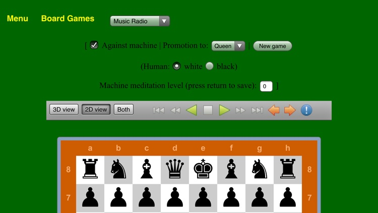 Crazy Chess Random Variant - BA.net
