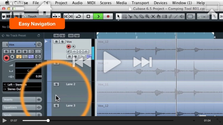 Course For Cubase 6.5 - New Features In Cubase 6.5 screenshot-3