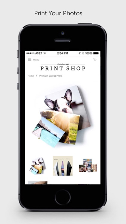 Photobucket - Backup & Print Shop screenshot-4