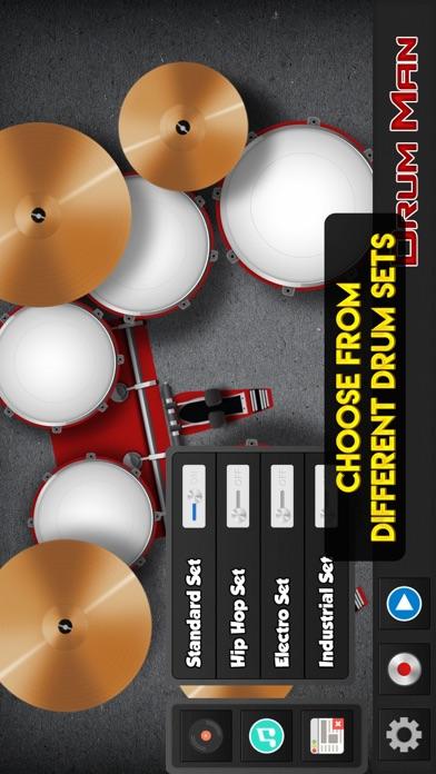 Drum Man - Play Drums, Tap Beats & Make Cool Music-4