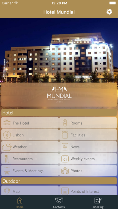 Hotel Mundial screenshot two