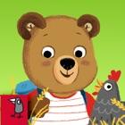 Bizzy Bear on the Farm icon