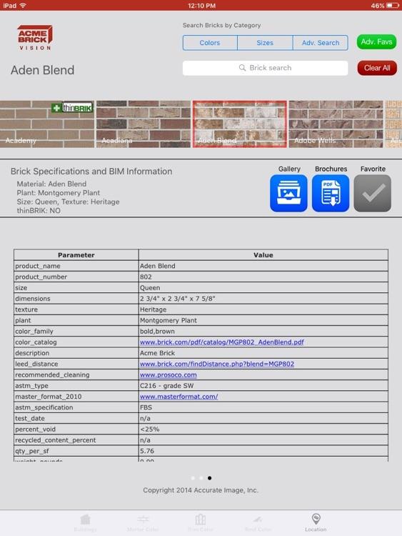 Acme Brick Vision screenshot-4
